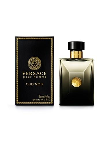 Versace Oud Noir Edp 100 ml Erkek Parfüm Renksiz